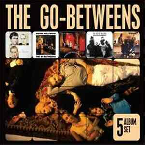 THE GO-BETWEENS 5CD NEW Send Me Lullaby/Before Hollywood/Spring/Liberty/Tallulah