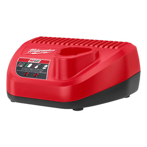 Brand New Milwaukee M12 Lithium-ion Battery Charger (48-59-2401)
