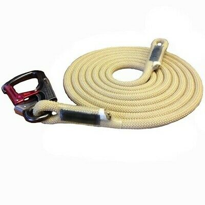 Rope Logics Tritech Flipline With Isc Snap 11mm 12ft Arborist Rigging