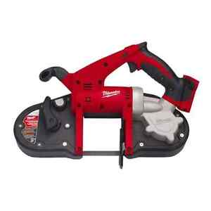 WANTED MILWAUKEE M18 M12 BANDSAW BAND SAW NEW OR USED