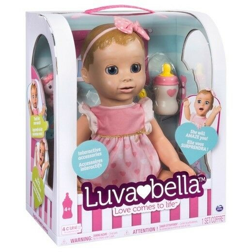 LUVABELLA DOLL BLONDE