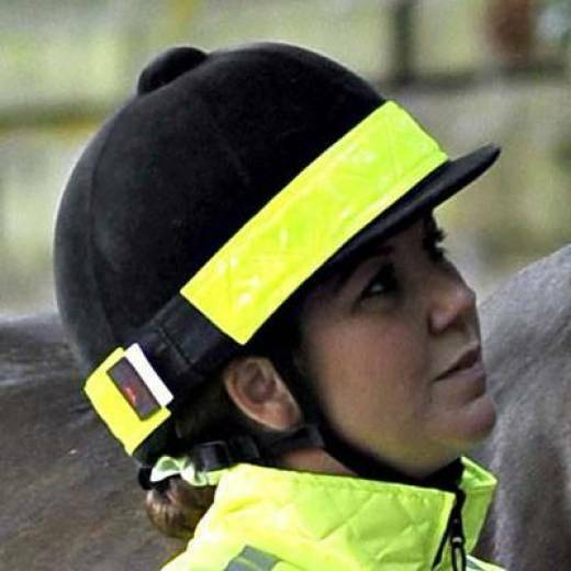 Equisafety Reflective Hat Band One Size