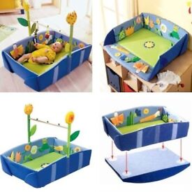 HABA playmat /babygym 'Dream Meadow' (Discontinued by Manufacturer)