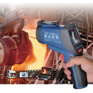 DT-9860 Professional Infrared Video Thermometer