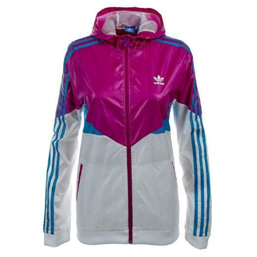 ADIDAS ORIGINALS GIUBBOTTO ESTIVO COLORADO WB A34769 BAMBINA RAGAZZA MULTICOLOR