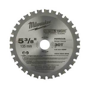 5 38 saw blade ebay milwaukee 48 40 4070 5 38 inch 30t ferrous metal greentooth Gallery
