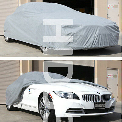 2014 2015 2016 2017 2018 2019 BMW 640i 650i Gran Coupe Breathable Car Cover