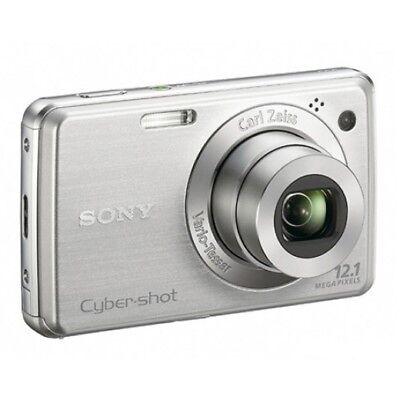 Sony Cybershot DSC W220 Digital Camera - 12.1 MEGA Pixels (Sony W220)