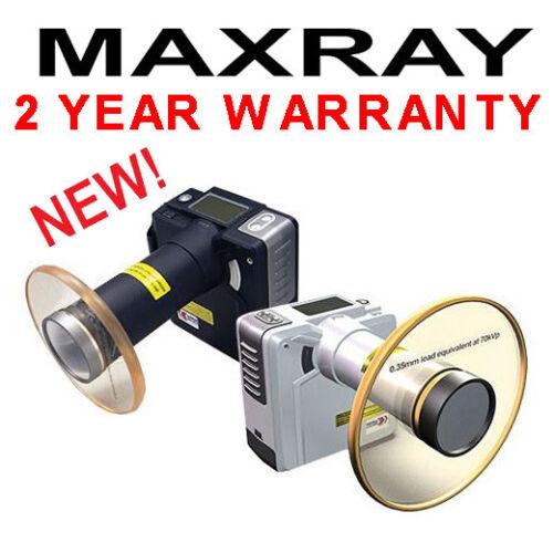New Original Maxray Handheld Portable Dental Medical Veterinary Mobile X-ray