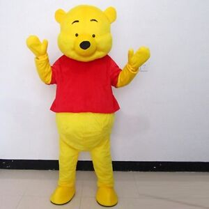 Pooh bear costume for adult