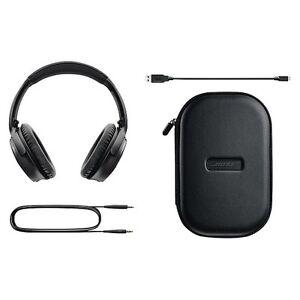 *NEW* Bose QuietComfort 35 Wireless Bluetooth Headphones, Black