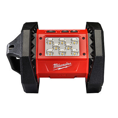 NEW MILWAUKEE 2361-20 M18 LED 18 VOLT FLOOD  ROLL CAGE HALOGEN WORK LIGHT