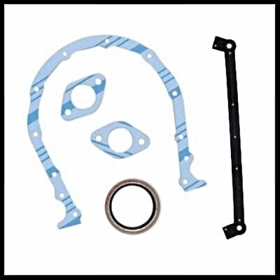 (Fel-Pro BBC Chevy V-8 Timing Cover Gasket Kit TCS45060)