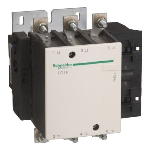 LC1F265F7 SCHNEIDER Contactor 3 poles AC3 265A 110Vca ALSO available 220&440Vca