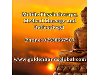 Mobile Physiotherapy, Medical Massage and Reflexology