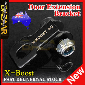 Car Rear Barn Door Extension Bracket X-Boost For Nissan Patrol GU All Wagons AUS