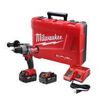 Factory Refurbished Milwaukee M18 Fuel Hammer Drill