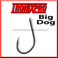 Tronix Big Dog Fishing Hook - 1/0 - 10pk X 2 Packs - tronix - ebay.co.uk
