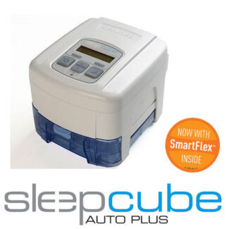 Devilbiss Sleep Cube Auto CPAPwith Humidifier Melbourne CBD Melbourne City Preview