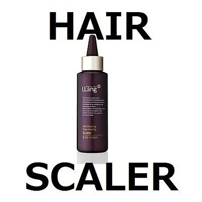 Prevents Hair Loss Red Ginseng Scaler 120ml Protect Scalp Strengthen Hair Roots