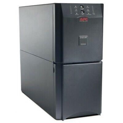 APC UPS: 2200VA 120V SUA2200 (NO BATTERIES)
