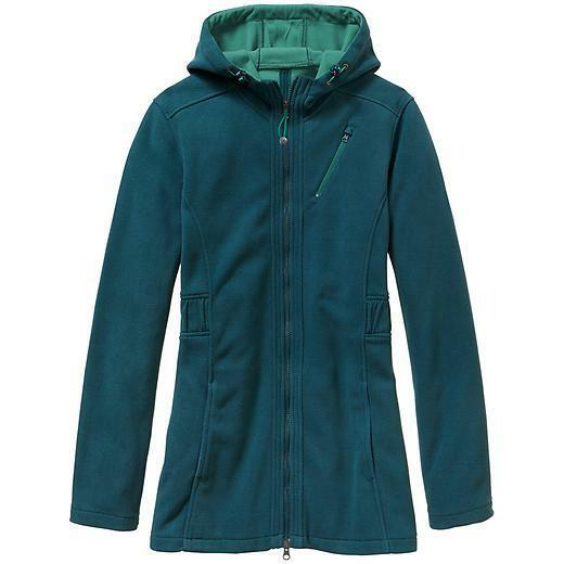 NWT $98.00 Womens Size XXS * ATHLETA * Teal Exhalation Hoodie Jacket