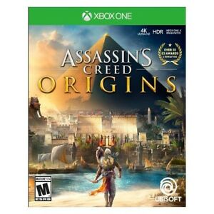 Asassins creed origins