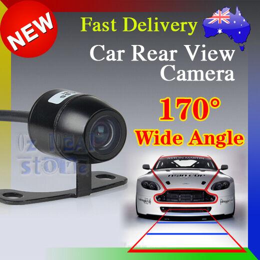 Car Rear View Back Reversing Backup Parking Camera Waterproof Wide Angle 170° AU