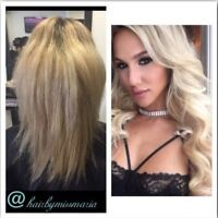 Get your new look. Extensions sale