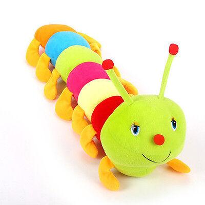 HOT Popular Colorful Inchworm Soft Lovely Developmental  Child Baby Toy  50cm