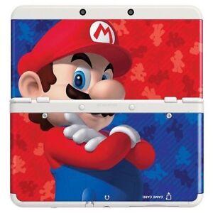 New 3DS XL , Plaques de rechange  , Mario Bross