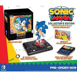 Sonic Manic collector's edition - Switch