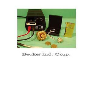 24kt Gold/Chrome/silver/Rhodium/black chrome/copper/Nickel Plating Kit,