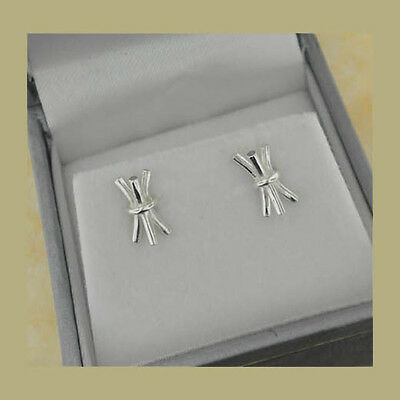Sterling Silver Irish St  Brigids Cross Rush Bale Earrings Spirit Of Ireland