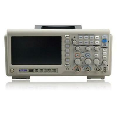 Ads 1062cal Digital Oscilloscope Storage 60 Mhz 1g Sampling Rate