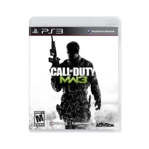 Call of Duty Modern Warfare 3 for PS3, $5.