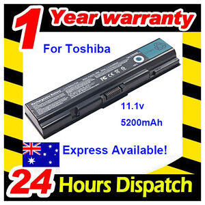 Laptop Battery for Toshiba Satellite Pro L450 L450D L500 L500D L550 PABAS098