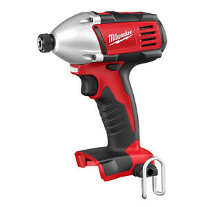 "Milwaukee M18™ 1/4"" Hex Compact Impact Driver Tool Only #2650-20"
