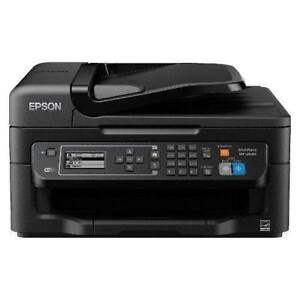 EPSON Workforce WF-2630 printer/scanner/faxer