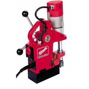Milwaukee Compact Electromagnetic Drill Press w/ warranty $699