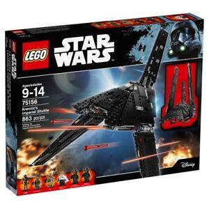 Lego Krennic Shuttle 75156