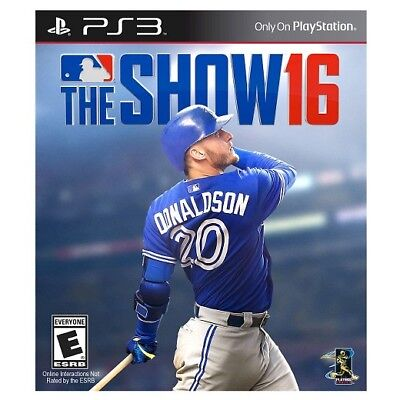 MLB 16 The show ✅✅ Play Station 3  ✅  Digital Game Download ✅✅ PS3