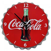 Vintage Coca Cola Wall Clock