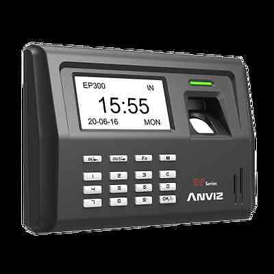 Anviz Ep300 Fingerprint Time Clock