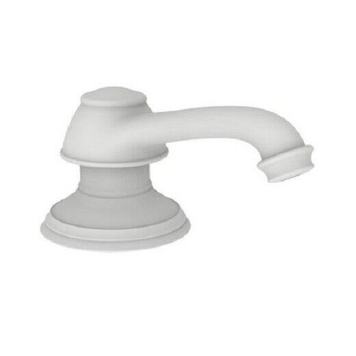 jacobean soap dispenser white 2470 5721 50