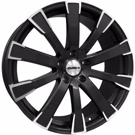 20 inch Calibre VW T5 Alloy Wheels