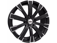20 inch Calibre VW T5 Alloy Wheels