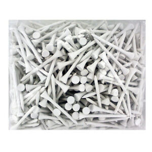 500-Pack-of-2-3-4-Inch-White-Wood-Golf-Tees