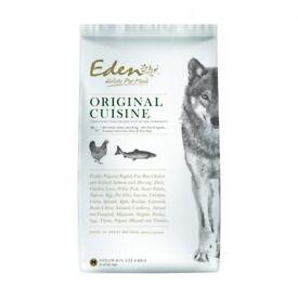 11.5kg Eden dog food