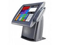 Posligne Aures Galeo Fanless Epos 15' Touchscreen Terminal (1GB RAM & 160GB Hard Drive)